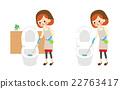 浴室清理 卫生间 厕所 22763417