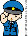 police officer, turn off, turning off 22767906