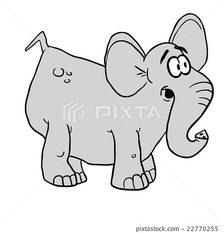 elephant 22770255