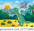 Dinosaur topic image 7 22771680