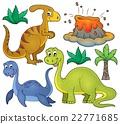 Dinosaur topic set 3 22771685