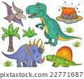 Dinosaur topic set 4 22771687