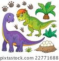 Dinosaur topic set 5 22771688