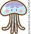 水母 家畜 生物 22772067