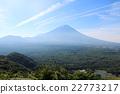 ภูเขาไฟฟูจิมองลงไปเห็น Ryuga-dake 22773217