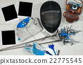 Fencing - Old Camera and Photo Frames 22775545