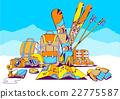 travel, ski, winter 22775587