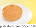 奶油泡芙 西式甜点 甜食 22776238