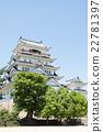 福山城堡 城堡塔樓 天守閣 22781397