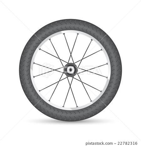 Bicycle wheel 22782316