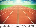 Running track 22784295