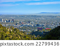 Panoramic view of the West Hollywood 22799436