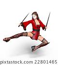 女忍者 22801465