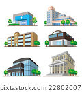 건물 / 입체 도형 22802007
