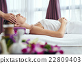 Relaxing massage 22809403
