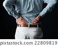 腰痛 22809819