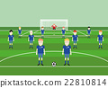 soccer vector football 22810814