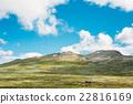 blue, sky, cloudscape 22816169