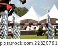 Equestrian Sports, Horse jumping, Show Jumping 22820791