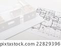 주택 모형 22829396