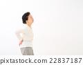 여성, 여자, 시니어 22837187