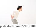 여성, 여자, 시니어 22837188