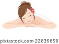 에스테틱, 미용, 여성 22839659