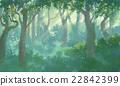 배경, 풍경, 식물 22842399