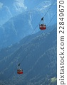Dolomites mountain landscape 22849670