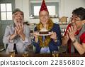 男人 生日蛋糕 生日 22856802