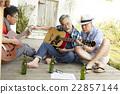 男人 吉他 朋友 22857144