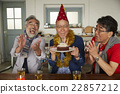 男人 生日蛋糕 生日 22857212