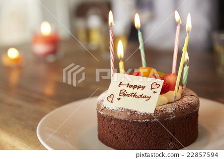 생일 케이크 22857594