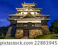 Matsue Castle of Japan 22863945