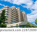 新建筑 公寓 高层公寓大楼 22872690