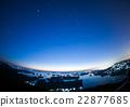 쿠시마 星景 (북두칠성을 관통하는 국제 우주 정거장의 궤도) 22877685