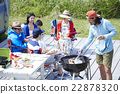 燒烤派對 22878320