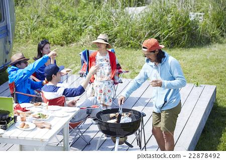 燒烤派對 22878492