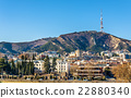 View of Tbilisi from Rike Park 22880340