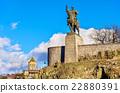 georgia, monument, sky 22880391