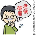退休破產 22892197