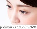 小學生 瞳孔 眼睛 22892694