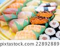 Japanese Bento sushi 22892889