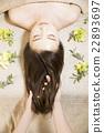 女性 护发 头部水疗 22893697
