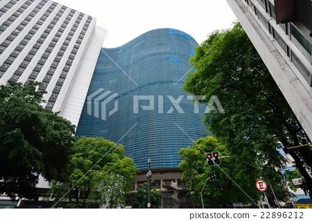 Brazil Sao Paulo Copan Building 22896212