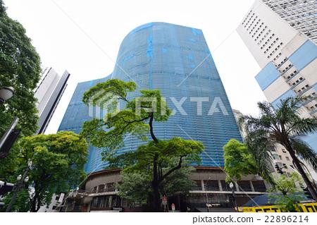 Brazil Sao Paulo Copan Building 22896214