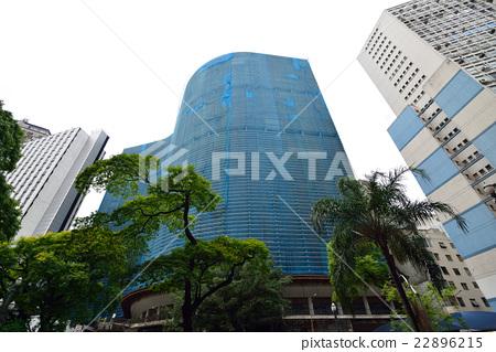 Brazil Sao Paulo Copan Building 22896215