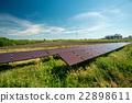 Solar panel - photovoltaic 22898611