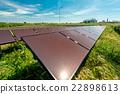 Solar panel - photovoltaic 22898613
