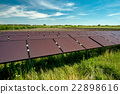 Solar panel - photovoltaic 22898616